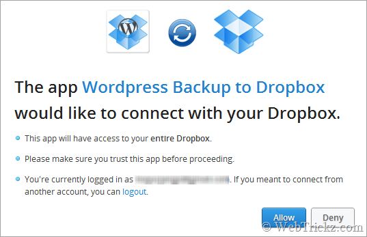 WordPress-Backup-to-Dropboximage