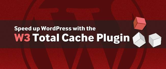 tang toc wordpress voi plugin w3 total cache