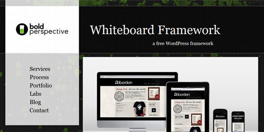 Wordpress responsive theme 6